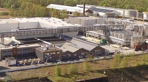 Q8Oils Blending Plant