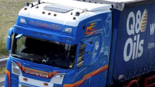 Q8 Formula Truck