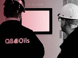 Supporting services - Q8Oils