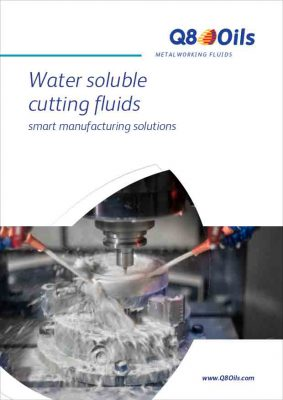 Brochure Water Soluble Cutting Fluids