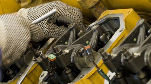 Stationary Gas Engine
