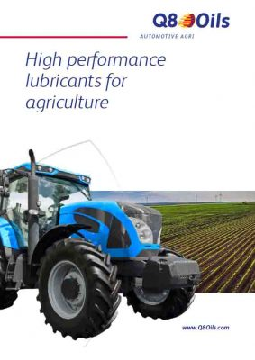 Q8Oils brochure Agriculture
